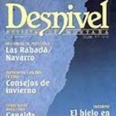 Coleccionismo deportivo: REVISTA DESNIVEL NUMERO 137. FEBRERO 1998. Lote 68585433