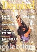 REVISTA DESNIVEL NUMERO 139. ABRIL 1998. TEVERGA (Coleccionismo Deportivo - Revistas y Periódicos - otros Deportes)