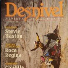 Coleccionismo deportivo: REVISTA DESNIVEL NUMERO 136. ENERO 1998 . Lote 68588477