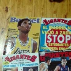 Coleccionismo deportivo: REVISTAS BASKET. Lote 68609606