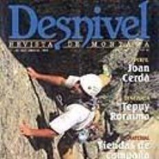 Coleccionismo deportivo: REVISTA DESNIVEL NUMERO 143. SEPTIEMBRE 1998. FRÊNEY 1961. Lote 68657725