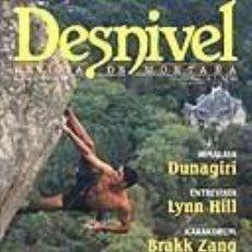 Coleccionismo deportivo: REVISTA DESNIVEL NUMERO 144. OCTUBRE 1998. ESCALAR EN LISBOA. Lote 68657821