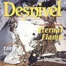 Coleccionismo deportivo: REVISTA DESNIVEL NUMERO 145. NOVIEMBRE 1998. MURALLA DE BORAU/PEÑALARA. Lote 68658469