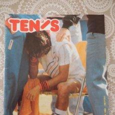 Coleccionismo deportivo: REVISTA TENIS Nº 316 . Lote 68771705