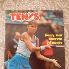 Coleccionismo deportivo: REVISTA TENIS ESPAÑOL Nº 322 OCTUBRE 1982. Lote 68772049