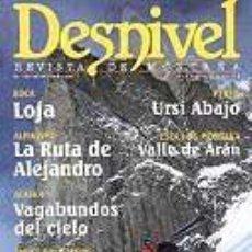 Coleccionismo deportivo: REVISTA DESNIVEL Nª 157 DICIEMBRE 1999. URSI ABAJO/ESQUÍ VALLE DE ARÁN. Lote 68922721