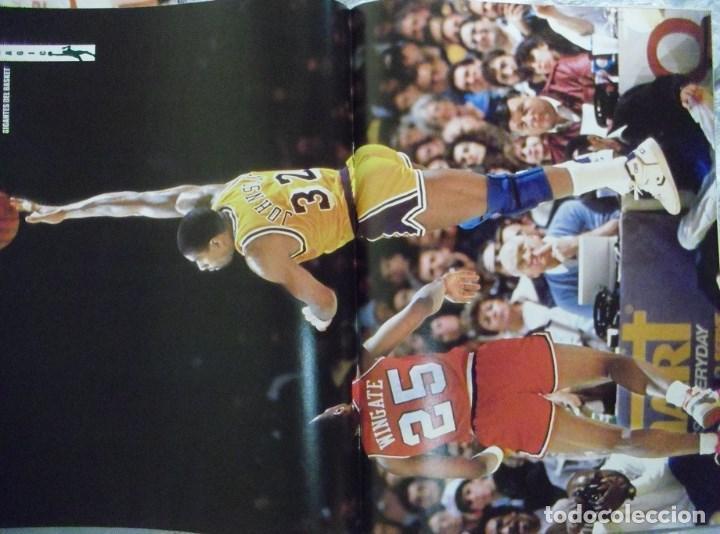 Coleccionismo deportivo: Coleccionable de Magic Johnson (2000) - Revistas ''Gigantes del Basket'' - NBA - Foto 7 - 70591701