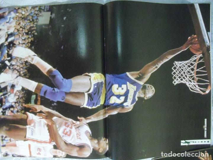Coleccionismo deportivo: Coleccionable de Magic Johnson (2000) - Revistas ''Gigantes del Basket'' - NBA - Foto 8 - 70591701
