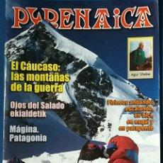 Coleccionismo deportivo: REVISTA PYRENAICA. N° 197, 4° DE 1999. EL CAUCASO, OJOS DEL SALADO, PATAGONIA, AGUR SEBE, PIRINEOS. Lote 71513273