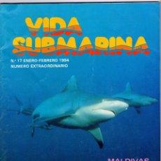 Coleccionismo deportivo: VIDA SUBMARINA Nº 17-FEBRERO 1984 (NUMERO EXTRAORDINARIO). Lote 74273583
