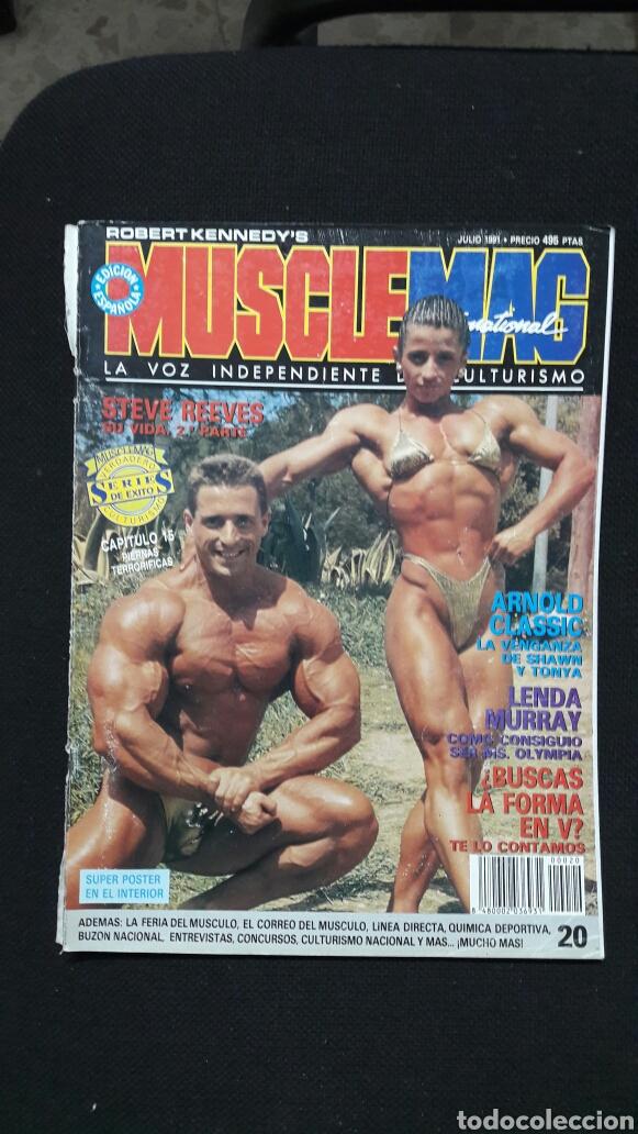 revista musclemag en espaol