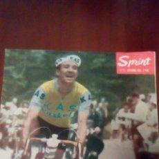 Coleccionismo deportivo: REVISTA CICLISMO SPRINT N'35 SEPTIEMBRE 1964, CAMPEÓN DE ESPAÑA. . Lote 78464019