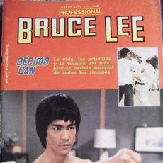 Coleccionismo deportivo: REVISTA ''DÉCIMO DAN'' - ESPECIAL BRUCE LEE. Lote 78479077