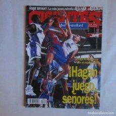 Coleccionismo deportivo: REVISTA Nº 619 GIGANTES DEL BASKET. GIGANTES 619. Lote 78856089
