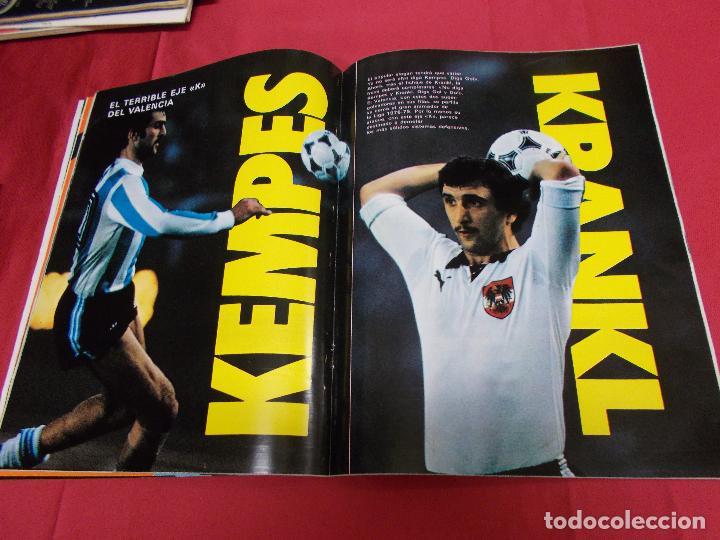 Coleccionismo deportivo: DON BALON. Nº 142. 1978. ADIOS MUNDIAL 78. ARGENTINA CAMPEON. - Foto 2 - 79062285