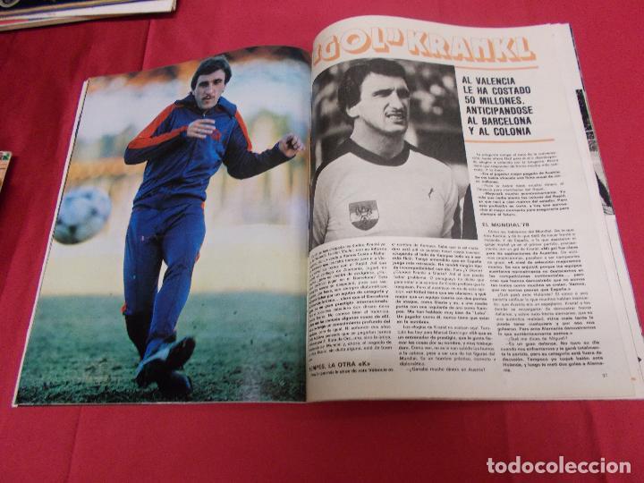 Coleccionismo deportivo: DON BALON. Nº 142. 1978. ADIOS MUNDIAL 78. ARGENTINA CAMPEON. - Foto 3 - 79062285