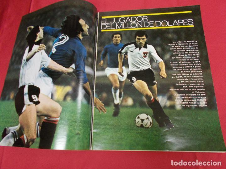 Coleccionismo deportivo: DON BALON. Nº 143. 1978. EL ESCANDALO. KRANKL. - Foto 2 - 79062481