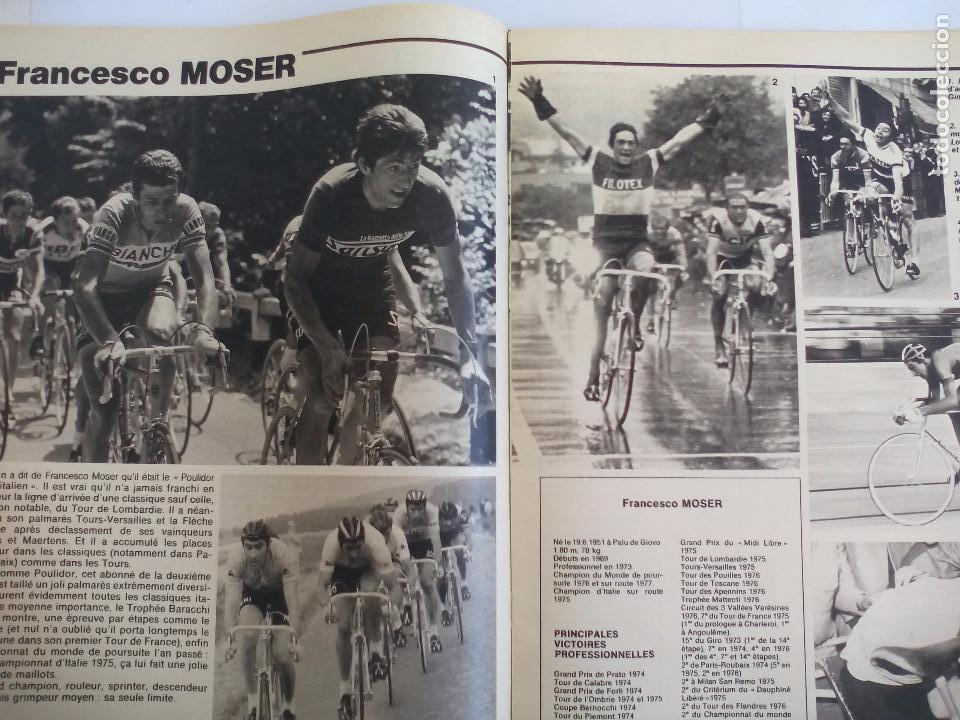 Miroir du cyclisme magazine 1977 n 239 revi comprar for Miroir du cyclisme