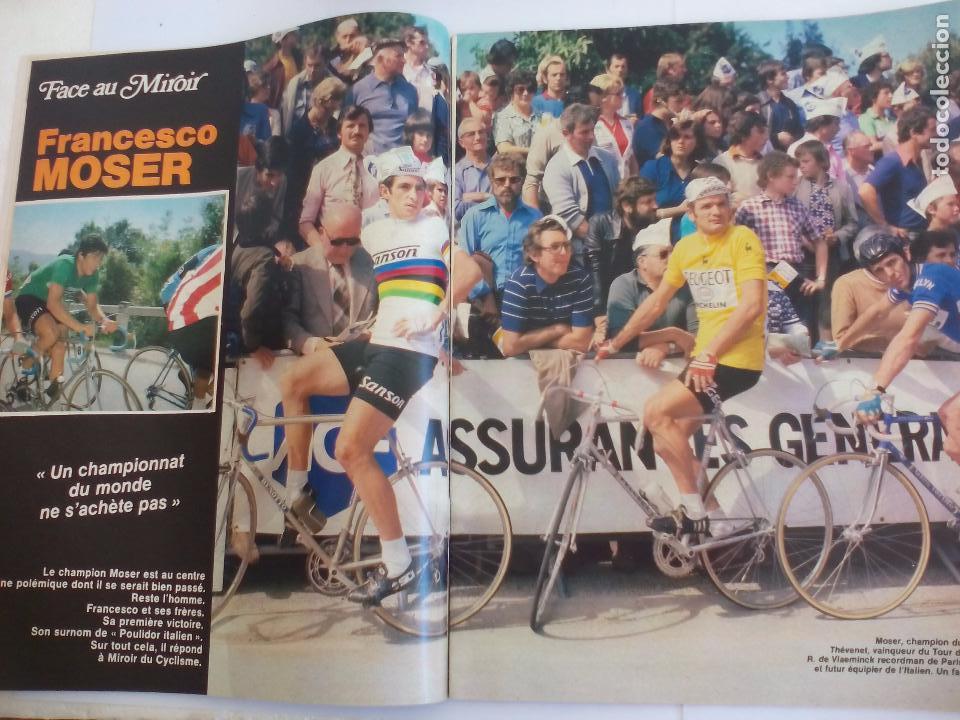 Miroir du cyclisme magazine 1977 n 241 revi comprar for Miroir du ciclisme