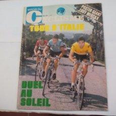 Coleccionismo deportivo: MIROIR DU CYCLISME. MAGAZINE. 1972 Nº 155. REVISTA DE CICLISMO. GIMONDI,MERCKX. GIRO DE ITALIA.. Lote 263211725