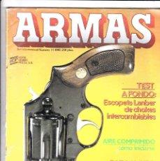 Coleccionismo deportivo: REVISTA ARMAS Nº 13 1983. Lote 79165569