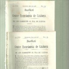 Coleccionismo deportivo: 3509.- DE LES GARRIGUES AL PLA DE LLEYDA-CASTELLDASENS-MAYALS-SEROS. Lote 80083489