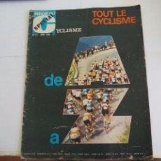 Coleccionismo deportivo: MIROIR DU CYCLISME MAGAZINE 1969 Nº 112 REVISTA DE CICLISMO.TOTUT. VUELTA, GIRO TOUR. Lote 263211715