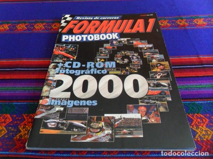 REVISTA DE CARRERAS FÓRMULA 1 PHOTOBOOK. 2000 IMÁGENES. ENERO 2000. 1000 PTS. (Coleccionismo Deportivo - Revistas y Periódicos - otros Deportes)
