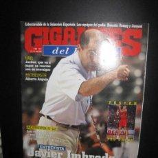 Coleccionismo deportivo: GIGANTES DEL BASKET Nº 881. 17/23 SEPTIEMBRE 2002. POSTER PAU GASOL.. Lote 80608526