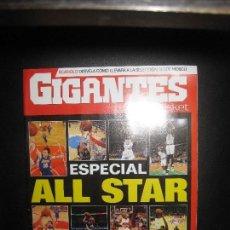 Coleccionismo deportivo: GIGANTES DEL BASKET Nº 1215. ESPECIAL ALL STAR. POSTER: PAU GASOL EN LOS ALL STAR. FEBRERO 2009. Lote 80838523