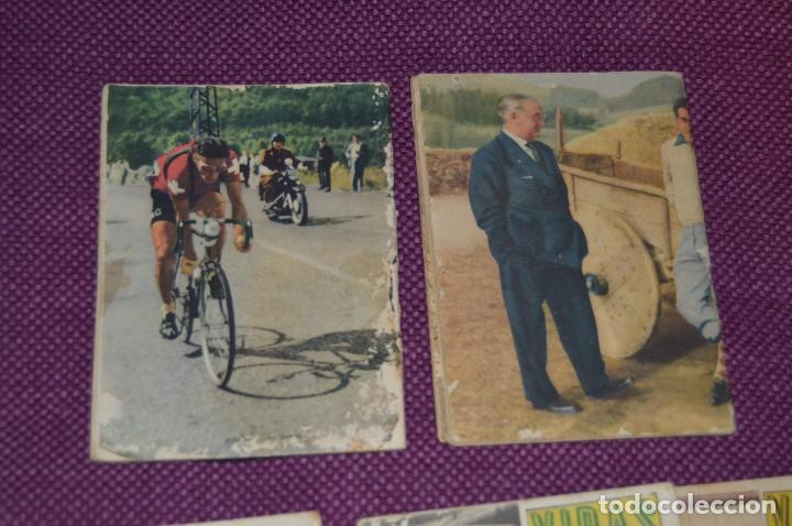 Coleccionismo deportivo: VINTAGE - ANTIGUO LOTE DE 8 REVISTAS DEPORTIVAS - VIDAS SIN CARETA - Nº 1, 4, 5, 7, 10, 12, 18 Y 22 - Foto 4 - 81027908