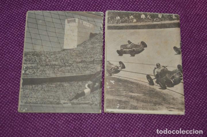 Coleccionismo deportivo: VINTAGE - ANTIGUO LOTE DE 8 REVISTAS DEPORTIVAS - VIDAS SIN CARETA - Nº 1, 4, 5, 7, 10, 12, 18 Y 22 - Foto 9 - 81027908