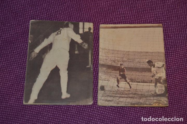 Coleccionismo deportivo: VINTAGE - ANTIGUO LOTE DE 8 REVISTAS DEPORTIVAS - VIDAS SIN CARETA - Nº 1, 4, 5, 7, 10, 12, 18 Y 22 - Foto 12 - 81027908