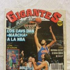 Coleccionismo deportivo: REVISTA GIGANTES DEL BASKET Nº 168 1989 SIN POSTER CENTRAL. Lote 81191228