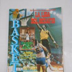 Coleccionismo deportivo: REVISTA NUEVO BASKET AÑO VII. NUMERO 149. OCTUBRE 1986. CLAUDE RIDLEY. TDKR34 . Lote 81937904