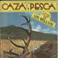 Coleccionismo deportivo: CAZA Y PESCA NUMERO 503. Lote 82123306