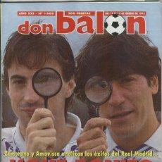 Coleccionismo deportivo: DON BALON NUMERO 1009 . Lote 82296130