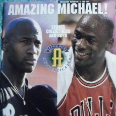 Sammelleidenschaft Sport - Michael Jordan - Revista ''Amazing Michael!'' (1994) - NBA - 85870615