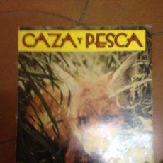 Coleccionismo deportivo: REVISTA CAZA Y PESCA 1968 N 309. Lote 84379944