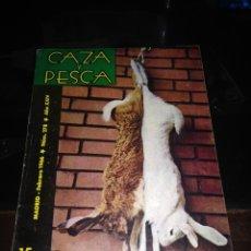 Coleccionismo deportivo: CAZA Y PESCA FEBRERO 1966 NÚM 278. Lote 84475942