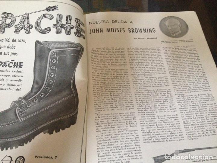 Coleccionismo deportivo: Caza y pesca febrero 1966 núm 278 - Foto 3 - 84475942