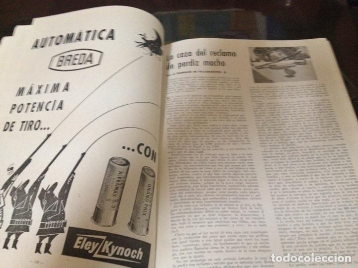 Coleccionismo deportivo: Caza y pesca febrero 1966 núm 278 - Foto 4 - 84475942