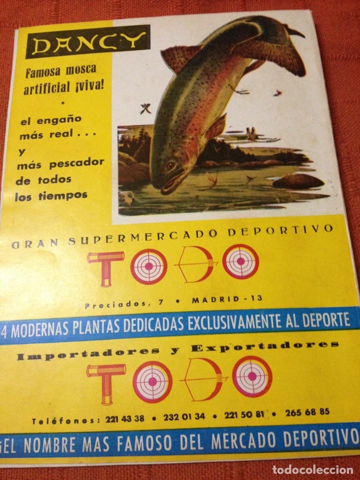 Coleccionismo deportivo: Caza y pesca febrero 1966 núm 278 - Foto 6 - 84475942