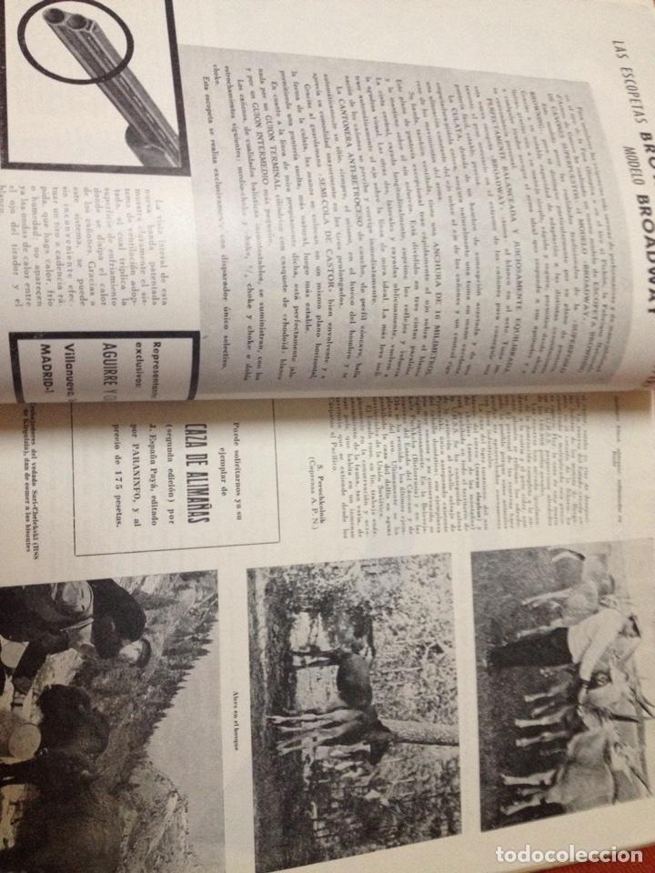 Coleccionismo deportivo: Caza y pesca abril 1967 núm 292 - Foto 2 - 84476087