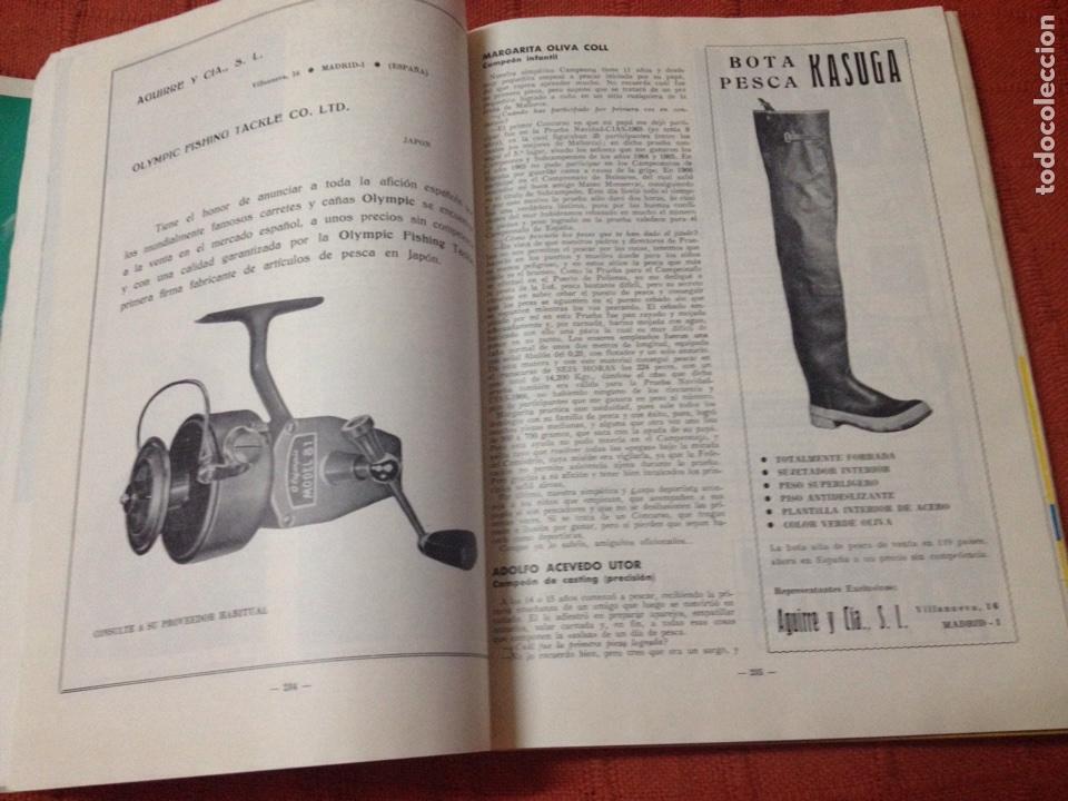 Coleccionismo deportivo: Caza y pesca abril 1967 núm 292 - Foto 3 - 84476087