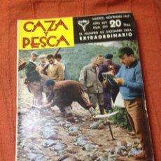 Coleccionismo deportivo: CAZA Y PESCA NOV 1967 NÚM 299. Lote 84476282