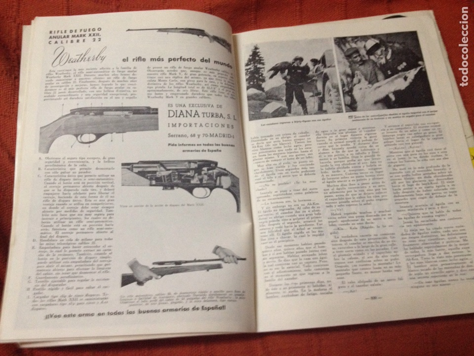 Coleccionismo deportivo: Caza y pesca nov 1967 núm 299 - Foto 3 - 84476282