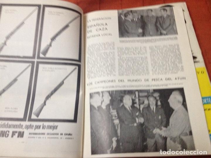 Coleccionismo deportivo: Caza y pesca nov 1967 núm 299 - Foto 4 - 84476282