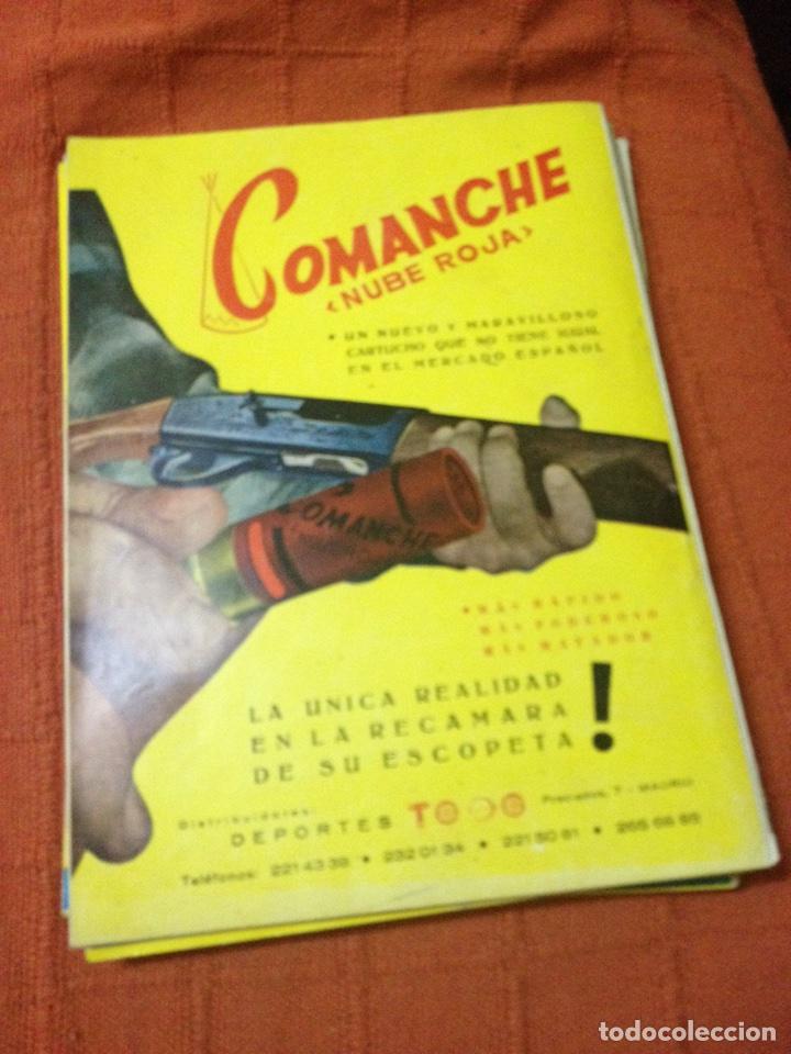 Coleccionismo deportivo: Caza y pesca nov 1967 núm 299 - Foto 6 - 84476282