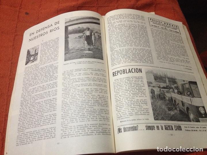 Coleccionismo deportivo: Caza y pesca febrero 1967 núm 290 - Foto 2 - 84476440